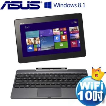 [福利機]華碩 T100TA 10吋筆電可拆平板,WIFI,64G