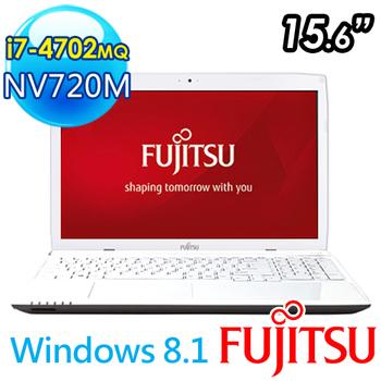 [春電展加贈]【FUJITSU】 LIFEBOOK AH544 15.6吋 i7-4702MQ GT720 超值獨顯筆電(AH544-VW712)