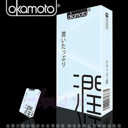 Okamot東森購物保險o岡本-City Ultra Smooth極潤型 保險套(10入裝)