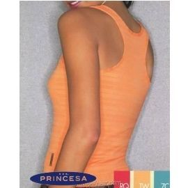 【西班牙PRINCESA】(9421)運動型女性挖背背心休閒服(M/L)