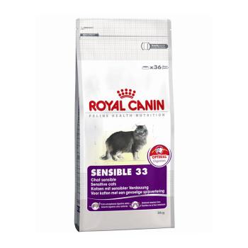 【ROYAL CANIN】法國皇家  SENSIBLE 33  腸胃敏感貓  S33 4KG 1包