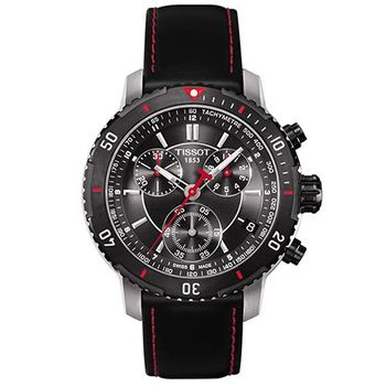 TISSOT PRS200 競賽傳奇計時腕錶(T0674172605100)