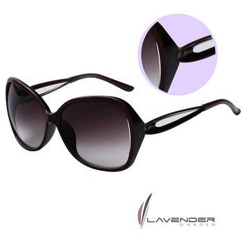 Lavender時尚太陽眼鏡 1515 C247 咖啡紅