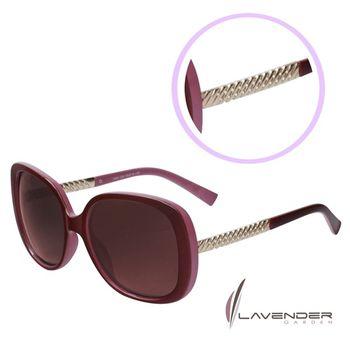 Lavender 偏光片太陽眼鏡 1840 C54 紅