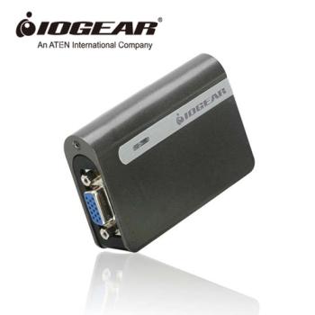 【福利品】IOGEAR USB2.0 VGA 外接式顯卡