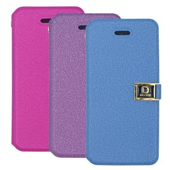 DR CHEN 磁扣式iphone5手機保護皮套 三色可選