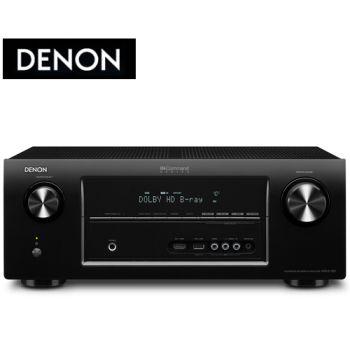 《DENON》7.1 聲道AV環繞擴大機 AVR-2113CI