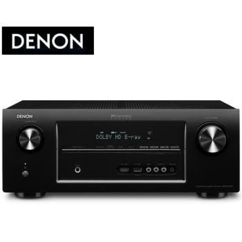 《DENON》7.2 聲道AV環繞擴大機 AVR-2313CI