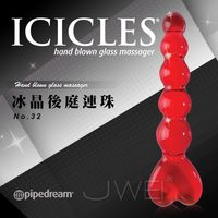 美國 PIPEDREAM ^#45  ^#45 ICICLES冰晶玻璃系列 ^#45 NO