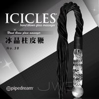 美國 PIPEDREAM ^#45 ICICLES冰晶玻璃系列 ^#45 NO38 華麗女