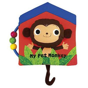 《Read  Play 布書》我的猴子 My Pet Monkey