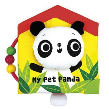 《Read  Play 布書》我的貓熊 My Pet Punda