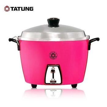 【TATUNG大同】10人份不鏽鋼內鍋電鍋TAC-10L-SI