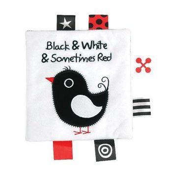《Read  Play 布書》黑白紅