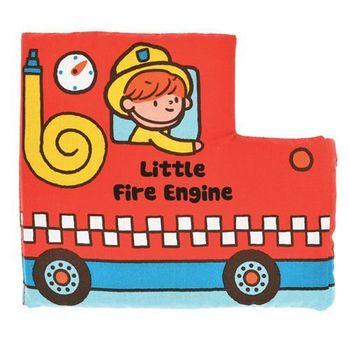 《Read  Play 布書》小小消防車