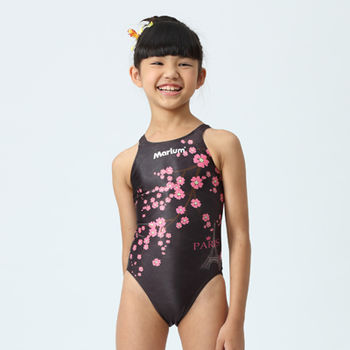 【≡MARIUM≡】小女競賽型泳裝(MAR-4007WJ)