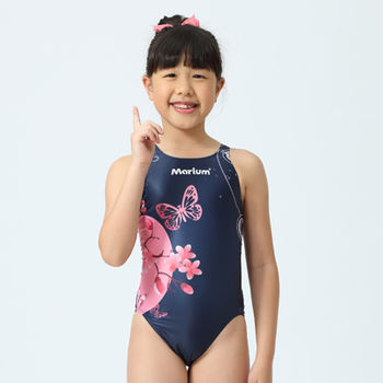 【≡MARIUM≡】小女競賽型泳裝(MAR-4008WJ)
