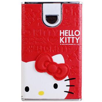 Hello Kitty 『時尚皮革』7800mAh行動電源KT-PBL7800