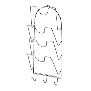 【SONA MALL】愛家鍍鉻四層鍋蓋架