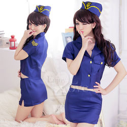 蘇菲雅為愛投降!女警角色遊戲制服NO.530035