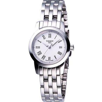 TISSOT CLASSIC DREAM 經典鋼帶女錶T0332101101300