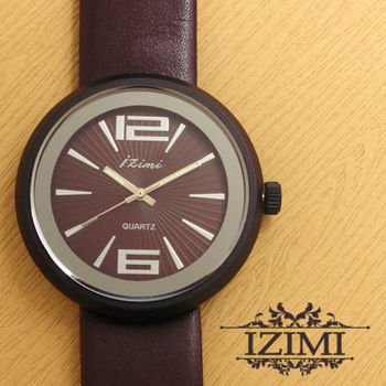 izimi 時尚典雅皮錶