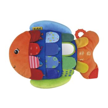 【K's Kids 奇智奇思】Flippo Fish 有趣的彩虹魚