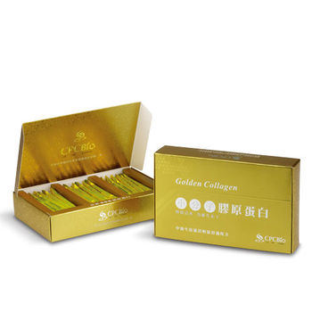 中油黃金小分子膠原蛋白  3盒裝