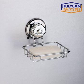 【陶然居活力扣】強力無痕掛勾  不鏽鋼肥皂架