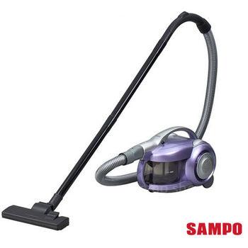 【聲寶SAMPO】高速氣旋HEPA光觸媒吸塵器 EC-AK35F