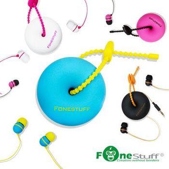 Fonestuff瘋金剛 FS6002收線式耳道耳機(福利品)