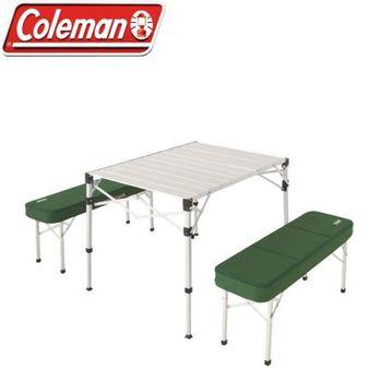 【Coleman】野餐桌椅組 CM-0516J