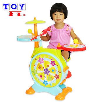 【Toy F1】音樂神童-兒童悅動爵士鼓