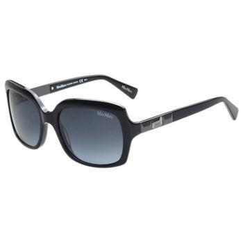 MaxMara 小龐克感 太陽眼鏡(黑色)