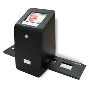 EU3C 2.4吋1400萬畫素LCD底片掃描器/快照機(專業型第五代) FS-II