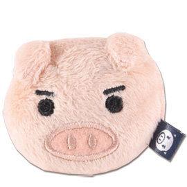 UNIQUE 可愛豬造型磁鐵 膚色