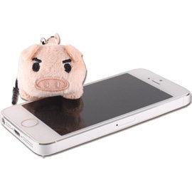 UNIQUE 可愛豬造型手機擦拭布