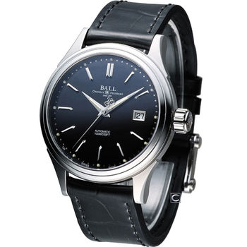 波爾錶 BALL Firman classic 經典機械腕錶 NM2098C-PJ-BK