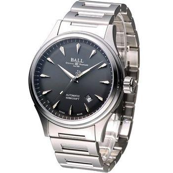 波爾錶 BALL Firman Racer Classic 經典機械腕錶 NM2288C-SJ-GY