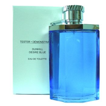 Dunhill Desire Blue 藍調男性淡香水100ml-Tester包裝