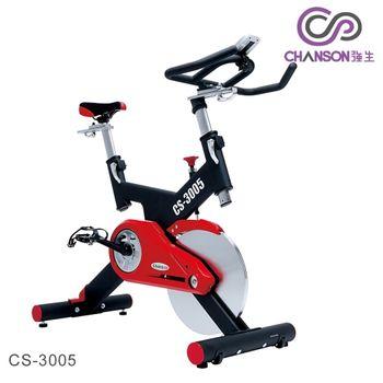 強生 飛輪競速健身車