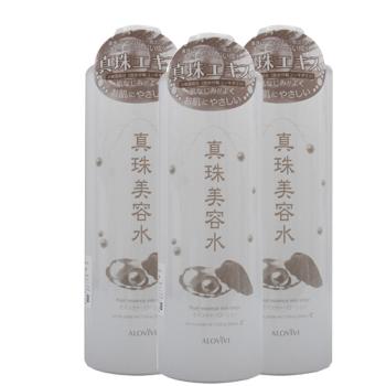 日本ALOVIVI 珍珠美容水(500mlx3瓶)