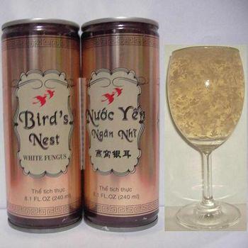GASACO越南銀耳燕窩甜品240毫升*30瓶(罐)