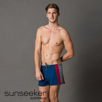 【sunseeker 泳裝】亞熱帶系列男泳褲 (62037)