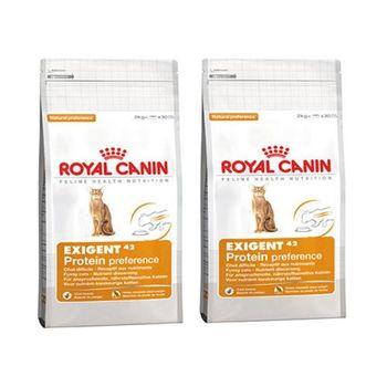 【ROYAL CANIN】法國皇家 E42 挑嘴貓營養滿分配方 成貓飼料 2公斤 X 2包