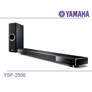 YAMAHA 7.1聲道 無線家庭劇院 YSP-2500