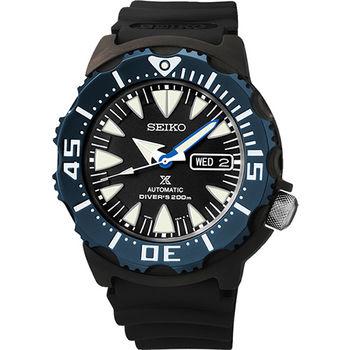 SEIKO Prospex 海龍潛水200米機械腕錶4R36-01J0B