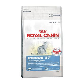 【ROYAL CANIN】法國皇家 室內成貓 IN27 貓飼料 4公斤 X 1包