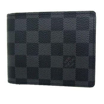 【LV】N63074 Damier 黑棋盤格紋多卡零中短夾(預購)