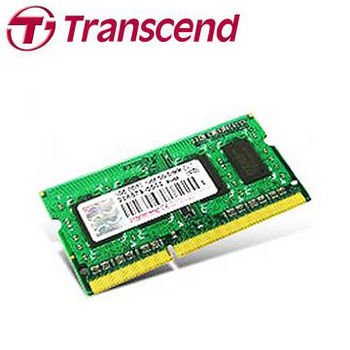 【Transcend 創見】JetRam 4GB DDR3 1600 筆記型電腦 記憶體
